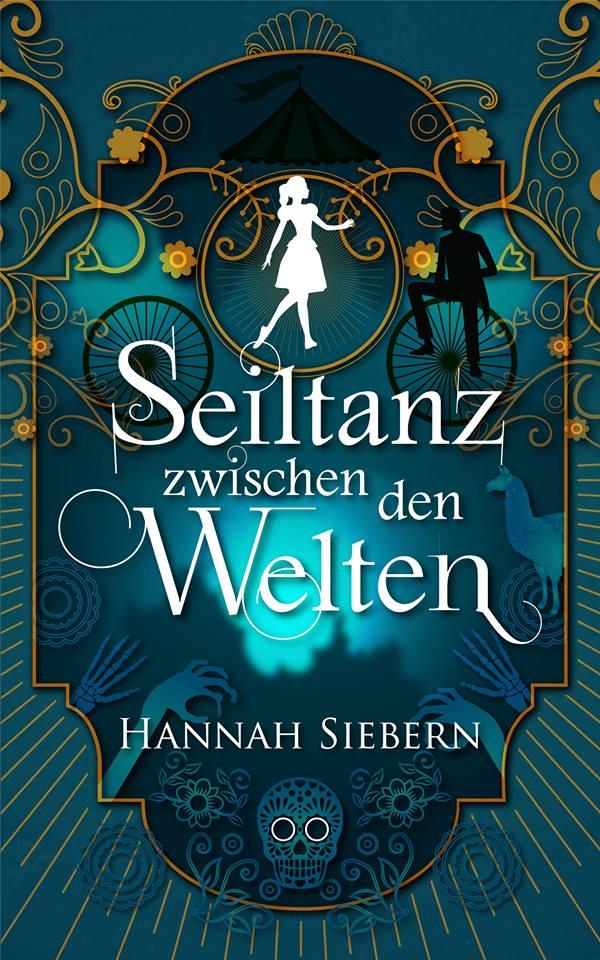 Roman Seiltanz zwischen den Welten Buchcover