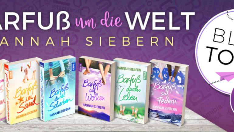 Barfuß auf Federn: Tolle Preise zur Buchveröffentlichung gewinnen!